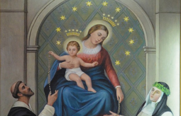 Matka Boża na wzór Pompejańskiej