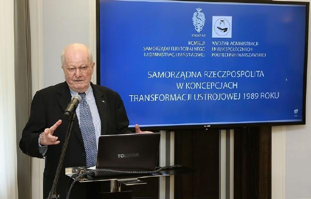 Profesor Jerzy Regulski (1924 – 2015)