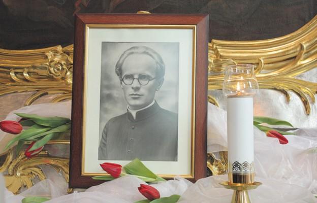 Ks. Stanisław Zieliński zamordowany 10 marca 1945 r.
