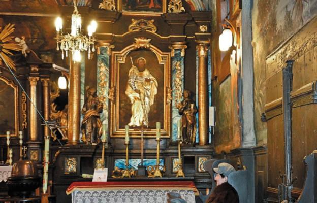Kościół w Probołowicach