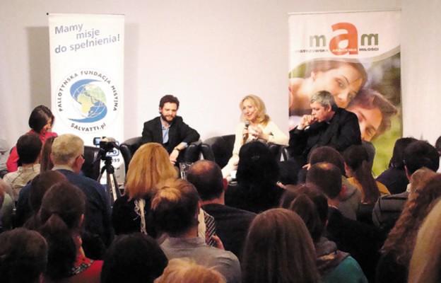 Dyskusja o samotności w Centrum Myśli Jana Pawła II