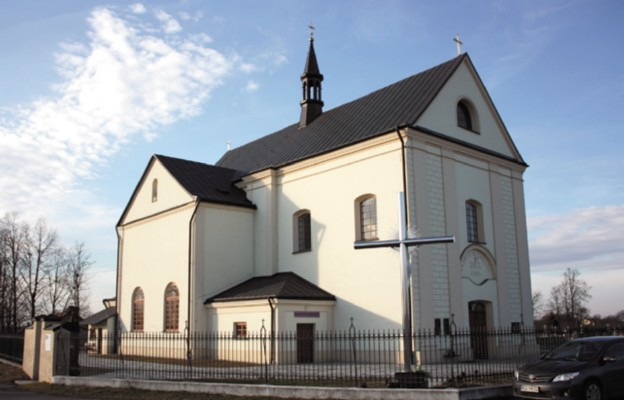 Kościół św. Józefa w Tarnowcu