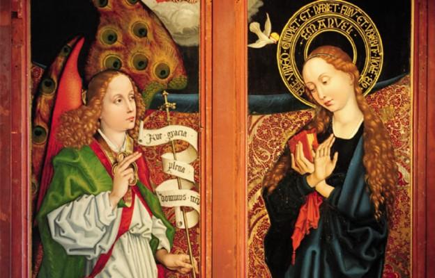 Zwiastowanie – odpowiedź wiary Maryi