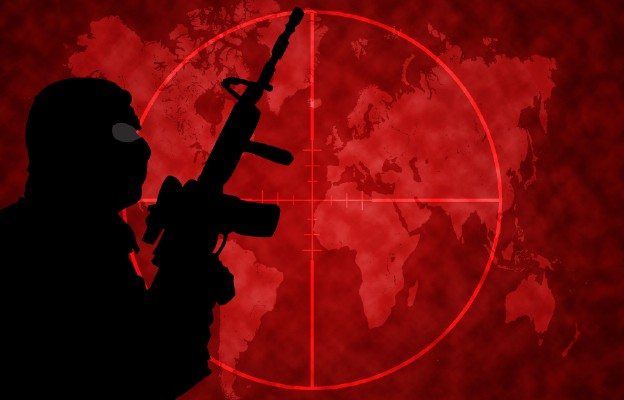 Terroryści w PE