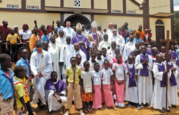 Biskup Jan w Kongu
