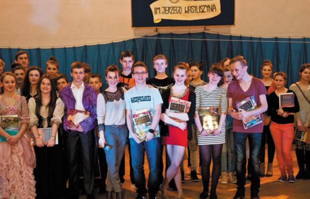 Młodzi na scenie