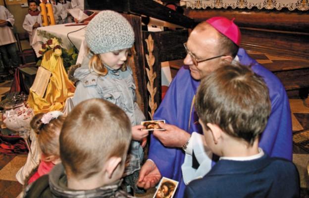 Poświęcenie Katolickiego Przedszkola św. Antoniego