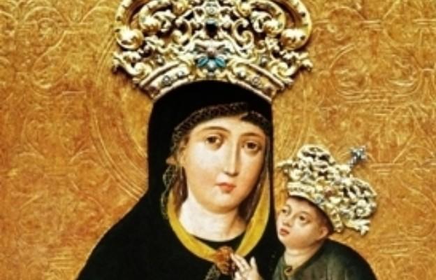 Świętojańską Matką Bożą od Wykupu Niewolników