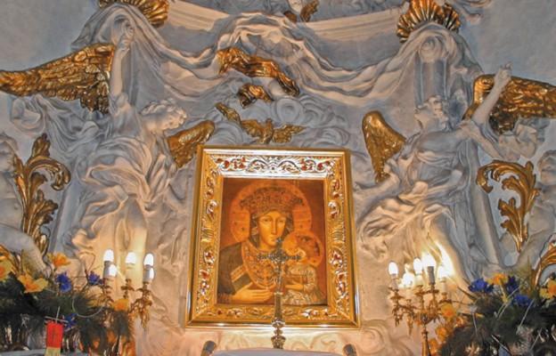 Najświętsza Maryja Panna z Wysocic