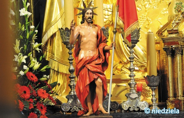 Alleluja – Chrystus Zmartwychwstał!