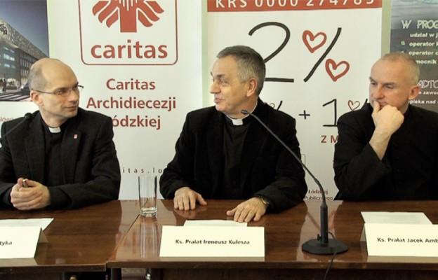 25 lat Caritas Archidiecezji Łódzkiej