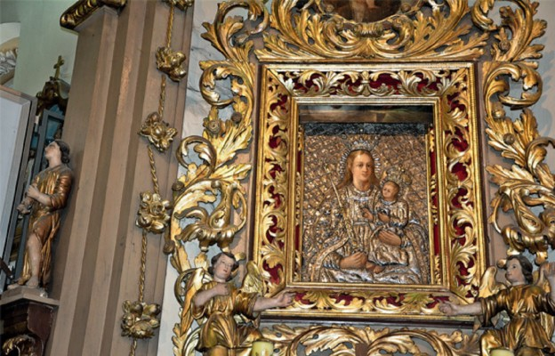 Maryja w Jakubowej Pałecznicy