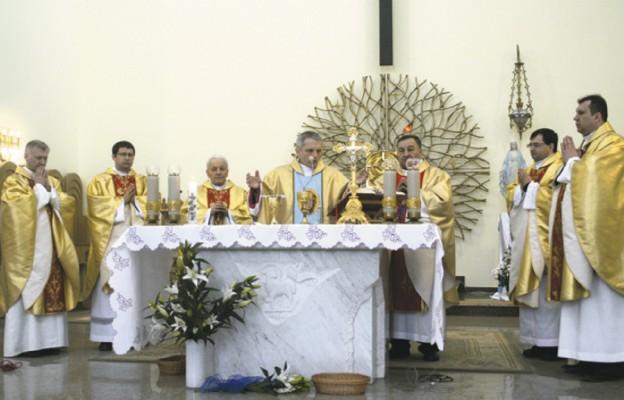 25-lecie Caritas w Domu Matki i Dziecka