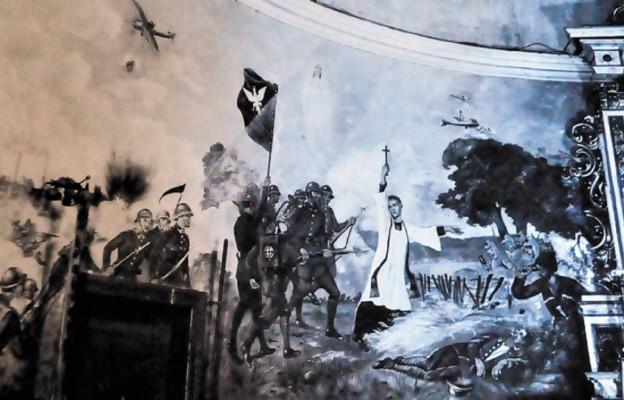 Odkrywanie fresków