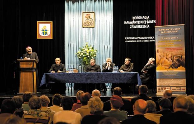 Kalwaryjskie sympozjum w Praszce
