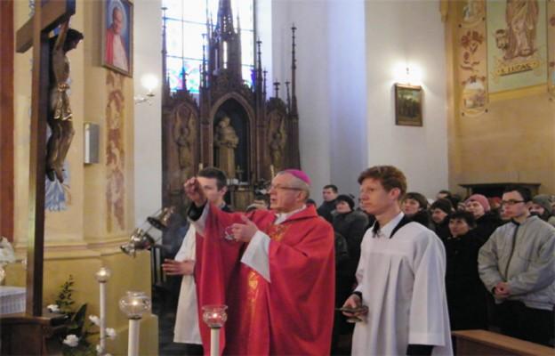 Egzamin z wierności Krzyżowi