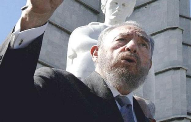 Pożegnali Fidela Castro