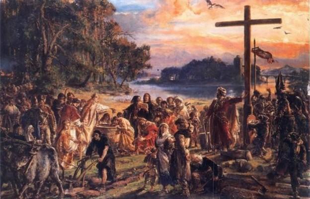 Sejm ustanowił Święto Chrztu Polski