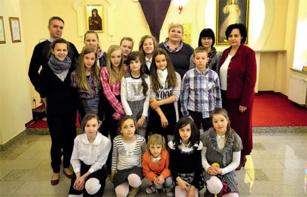 Samarytańska wizyta dzieci