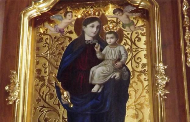 Intronizacja obrazu Matki Bożej Niepokalanej Pani Przeworskiej