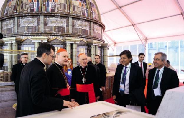 Katolicy na Zamku Królewskim