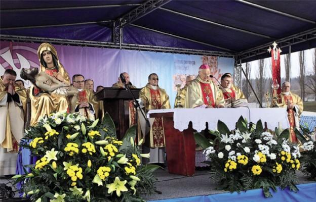 Modlono się w rocznicę śmierci Papieża Rodziny
