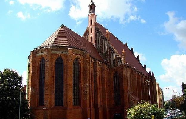 Kościół św. Jana Ewangelisty w Szczecinie