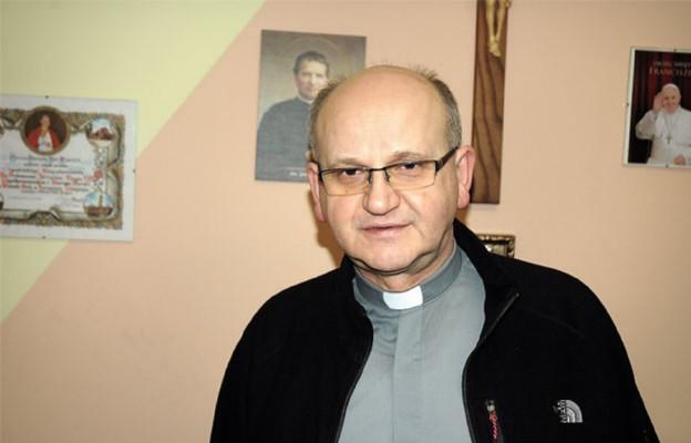 40 lat jest salezjaninem – ks. Gwidon Ekert służy młodym w duchu św. Jana Bosko