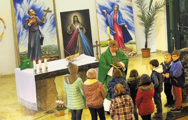 Kościół w Marklowicach – wotum wdzięczności za wizytę papieską