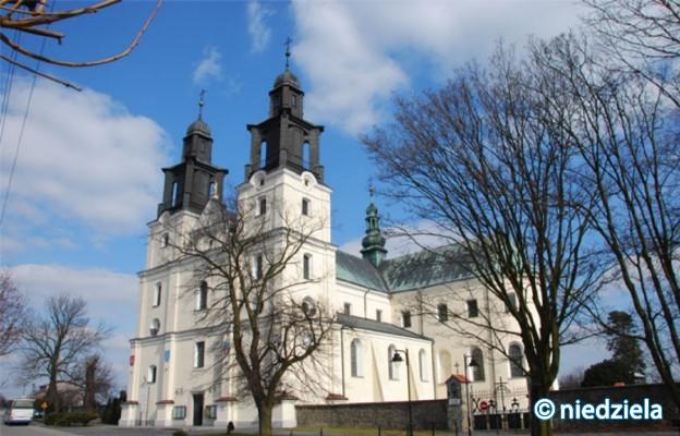Bazylika pw. Wniebowzięcia Najświętszej Maryi Panny w Gidlach