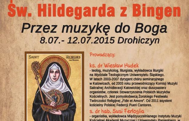 Rekolekcje ze św. Hildegardą