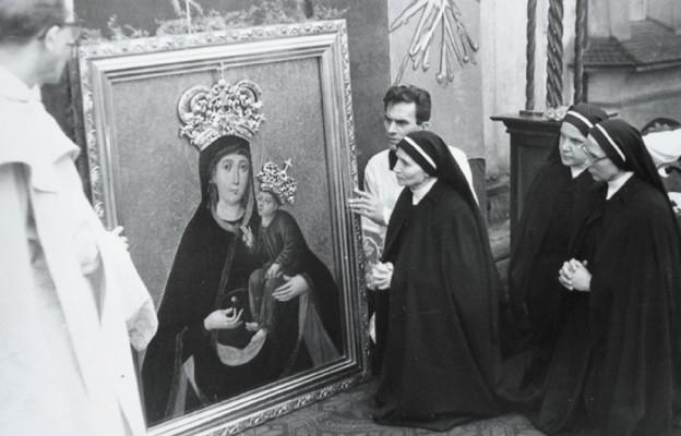 Obraz Matki Bożej od Wykupu Niewolników