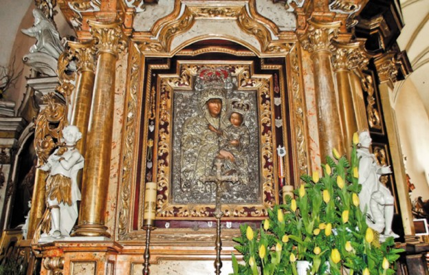 Obraz Matki Bożej Skalbmierskiej