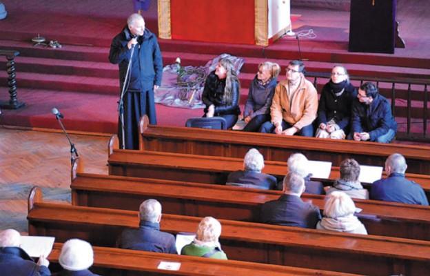 Niesakramentalni w Kościele