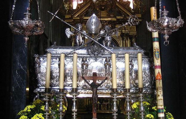 Konfesja św. Stanisława w Katedrze na Wawelu