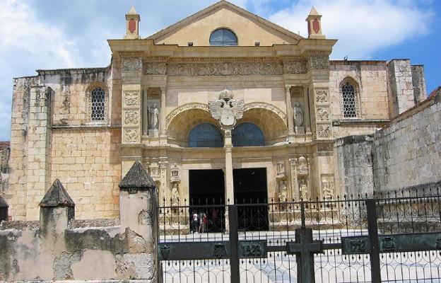 Santo Domingo, Pierwsza Katedra Ameryk