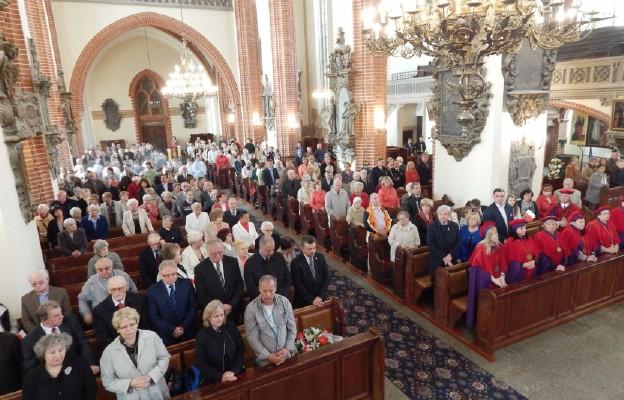 Majowe święto w legnickiej katedrze