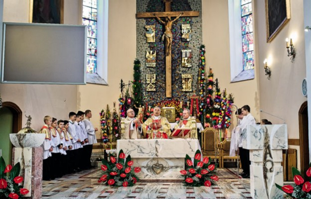 Odnowione prezbiterium