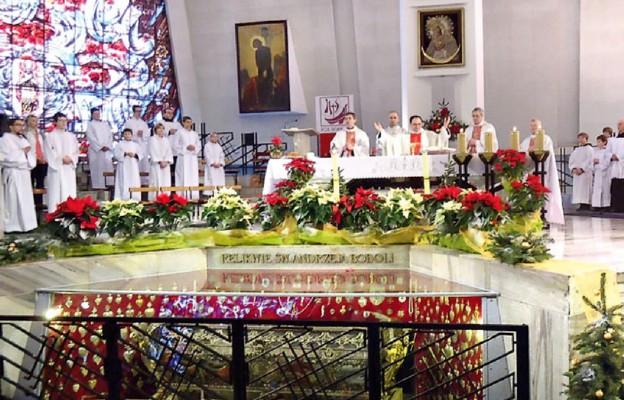 Kult św. Andrzeja Boboli