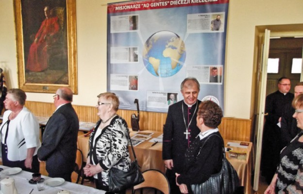 Bogactwo misyjne Kościoła kieleckiego
