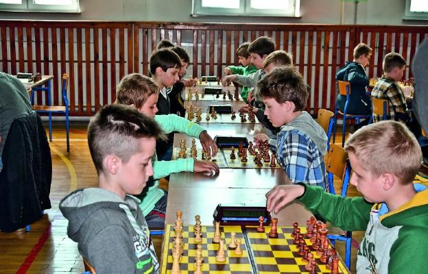 Ministranci szachiści