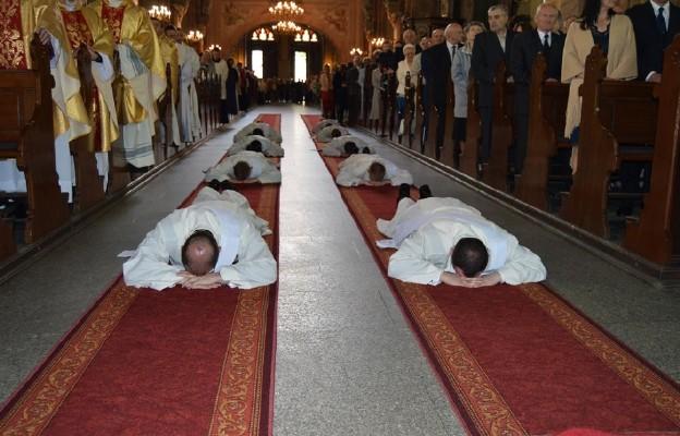 Dziś święcenia kapłańskie w całej Polsce