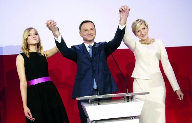Królowo Polski, dziękujemy!