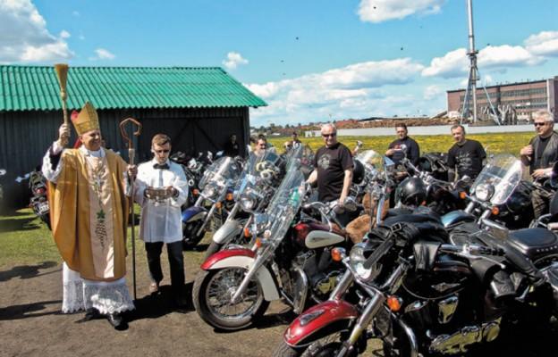 "Sezon motocyklowy ""SYNCHRO ON"" 2015 zainaugurowany"