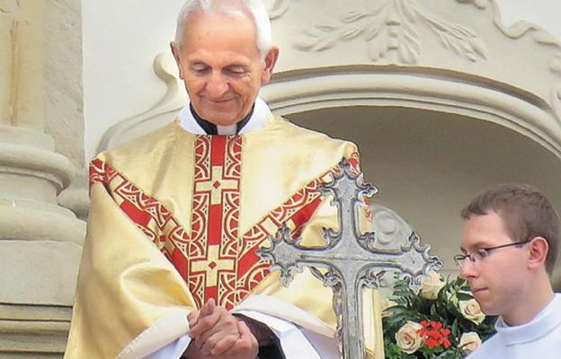 Złoty jubileusz ks. Franciszka Płonki