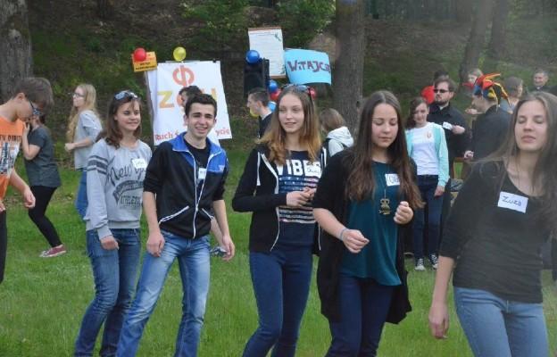 Wolontariusze w Radomyślu