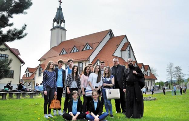 Spotkanie szkół katolickich
