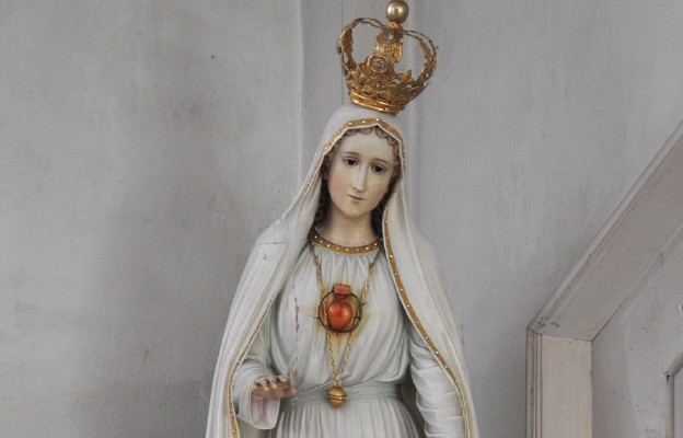 Niepokalane Serce Maryi, a w nim Rosja