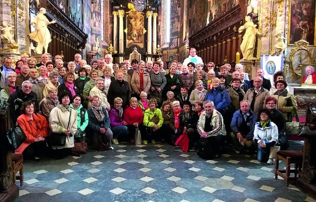 Członkowie Stowarzyszenia swój jubileusz obchodzili w sandomierskiej katedrze