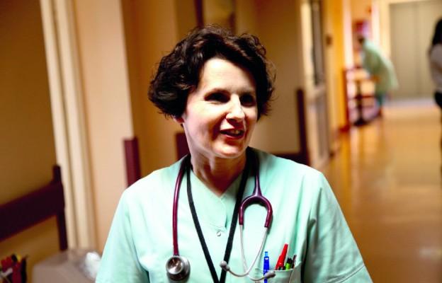 Nie zabijaj siebie, dbaj o swoje zdrowie, rób badania profilaktyczne – mówi lek. med. Ewa Strzelczyk-Utz